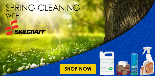 Shop Skilcraft Cleaning Supplies